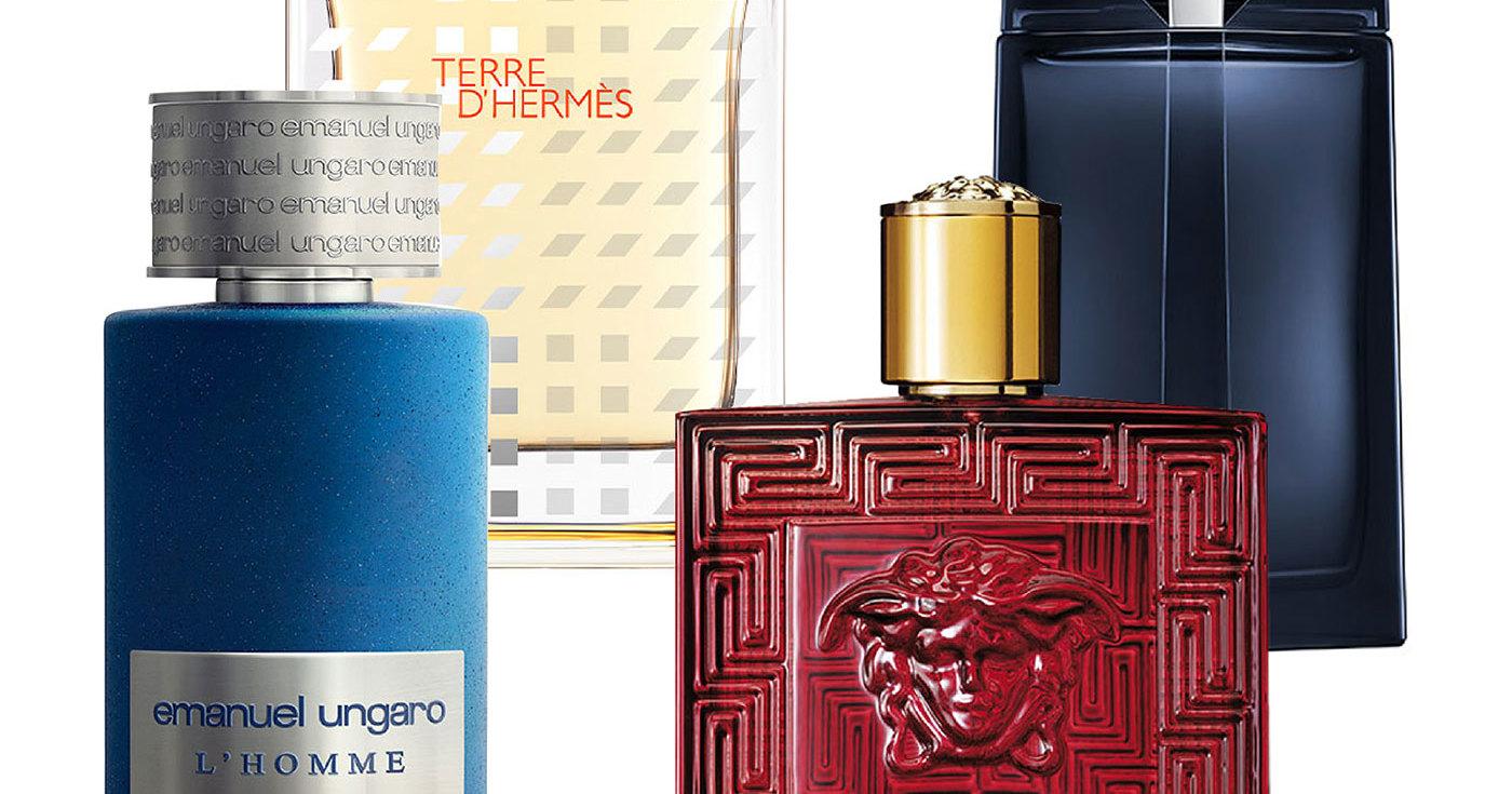 Самые яркие мужские парфюмерные новинки