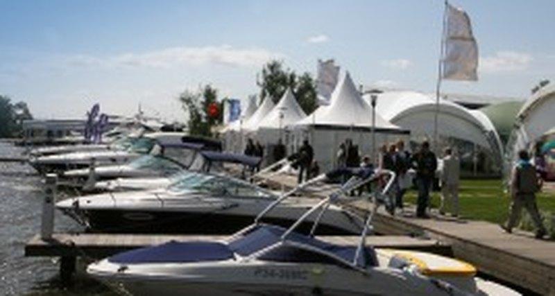 Burevestnik International Boat Show 2013, Москва, яхт-клуб «Буревестник», 31 мая - 2 июня