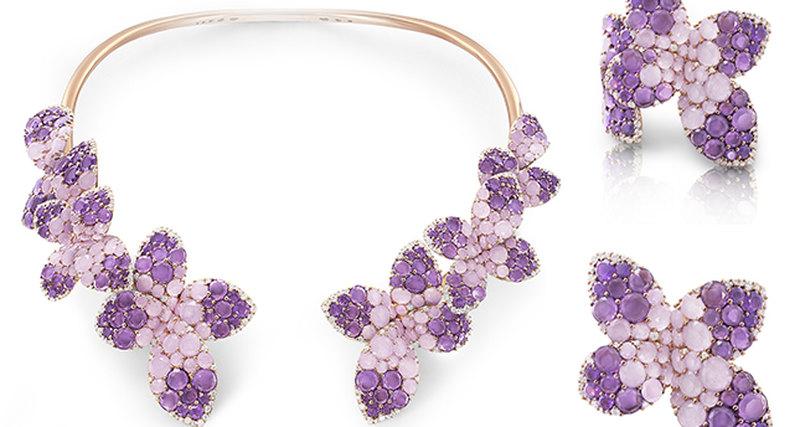 Новая коллекция ювелирных украшений Pasquale Bruni