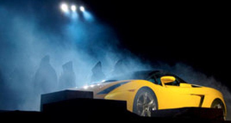 Дорогу Lamborghini!