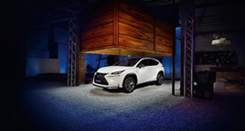 Lexus наMilan Design Week 2014