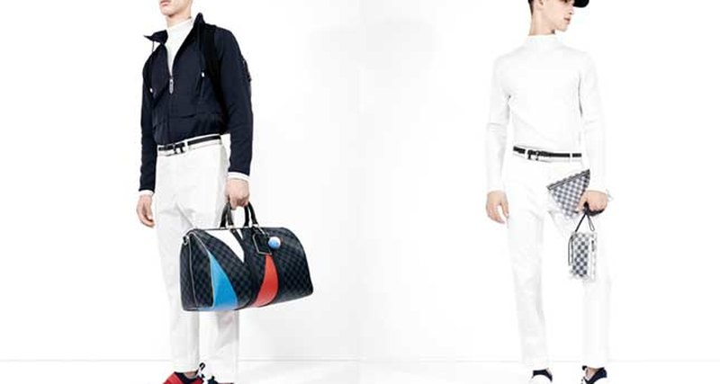 Louis Vuitton укрепляет связи срегатой Кубок Америки