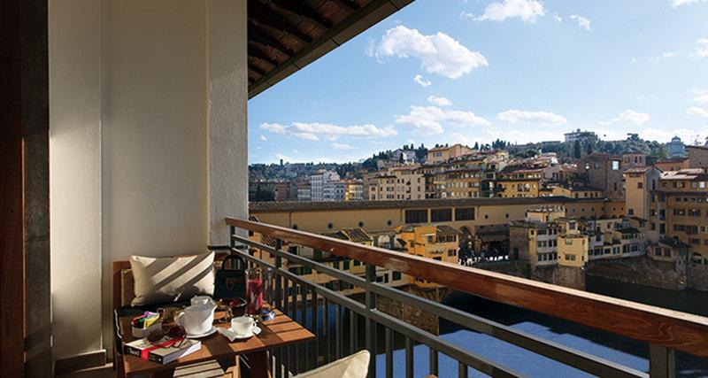 Новый флорентийский отель сети Lungarno