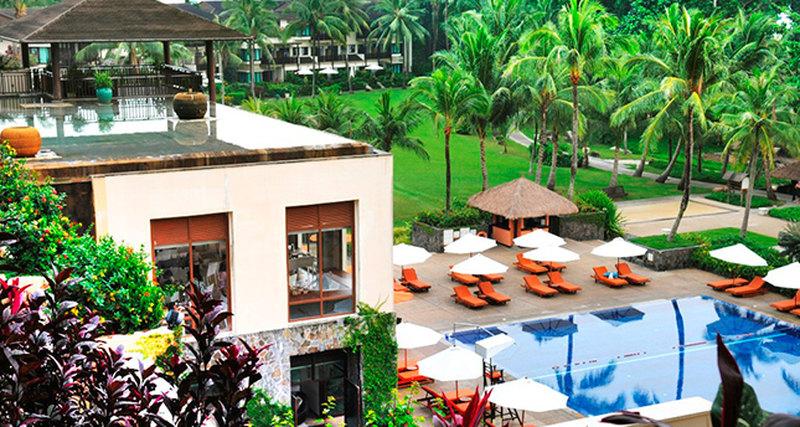 Тропический отдых вClub Med Bintan