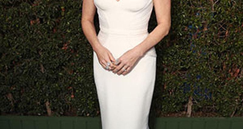 Эми Адамс вAtelier Versace нацеремонии вручения Critics' Choice Awards