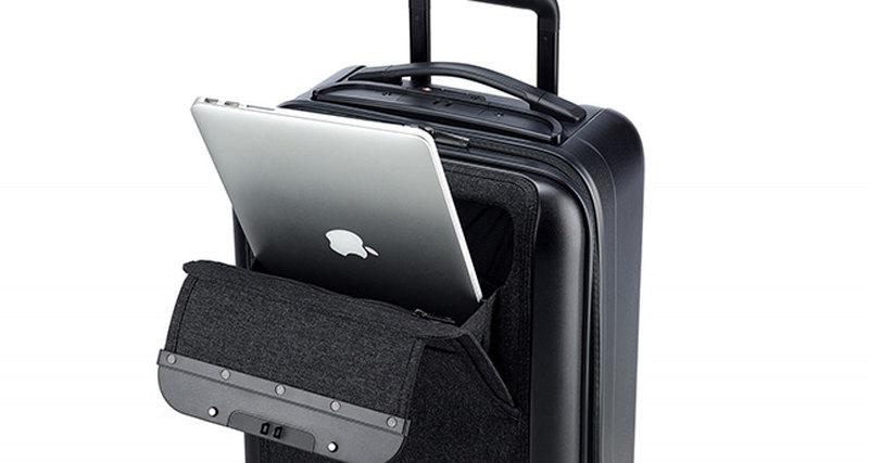 6 «умных» чемоданов дляпутешествий