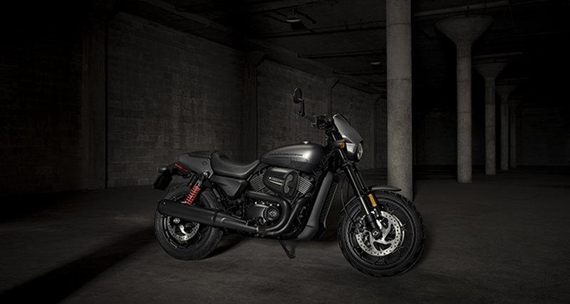 Harley-Davidson представляет новый Street Rod 2017 года