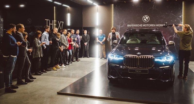 Искусство итехнологии: BMW Group Россия иМузей современного искусства «Гараж»