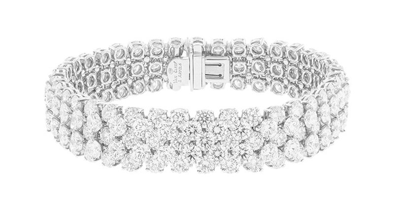 Van Cleef & Arpels: Diamond Breeze