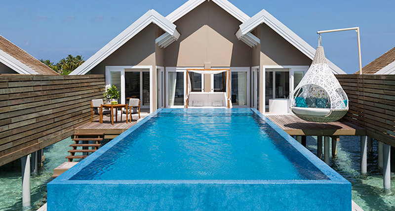 Новый курорт LUX* South Ari Atoll открывается ксезону романтических путешествий
