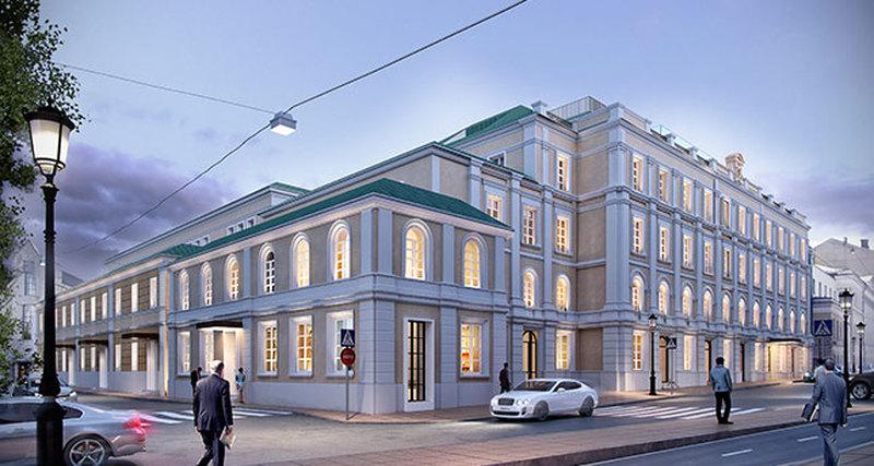 Подписано соглашение оботкрытии Bulgari Hotel вМоскве
