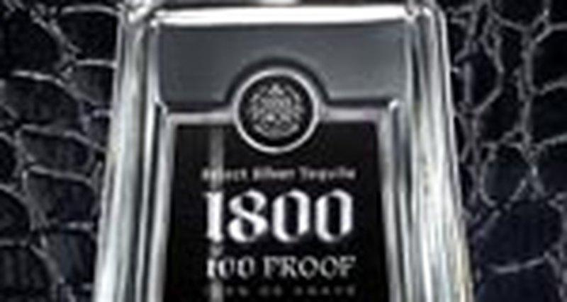 Новинка влинейке текилы 1800: Select Silver