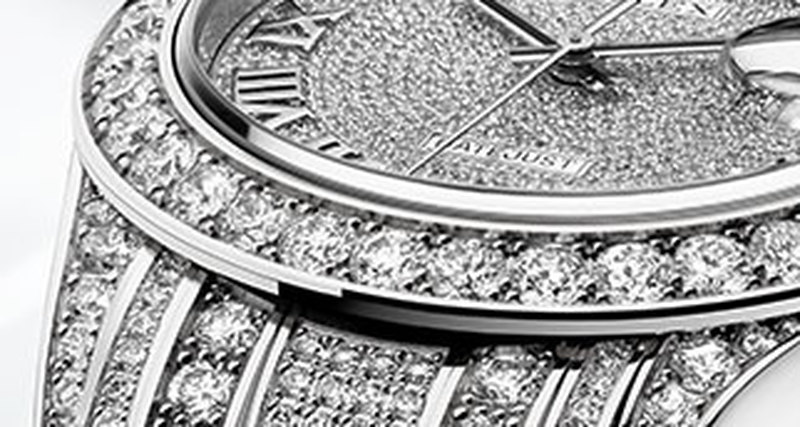Rolex Oyster Perpetual Datejust Pearlmaster 39