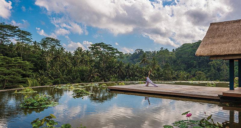 Four Seasons Resorts Bali запускают новые фитнес-программы