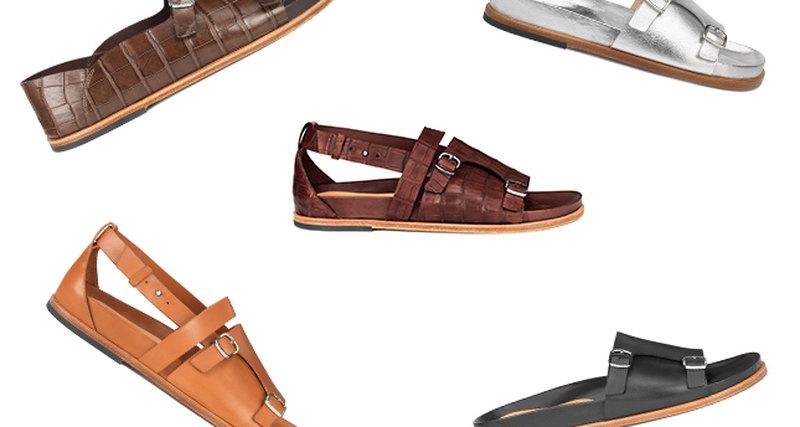 Идеальная летняя обувь отSantoni