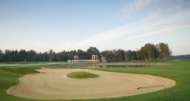 Осенний гольф-турнир Eagle Trophy