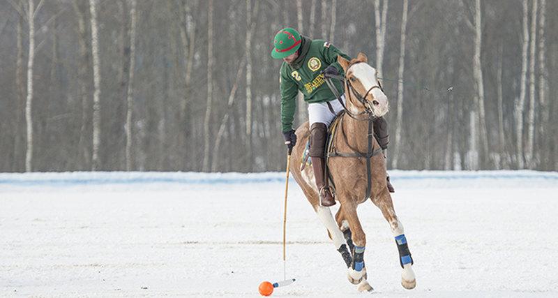 «Московский Поло Клуб» открывает зимний сезон