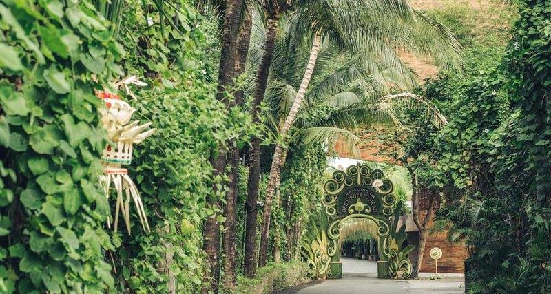 На Бали открывается деревня будущего
