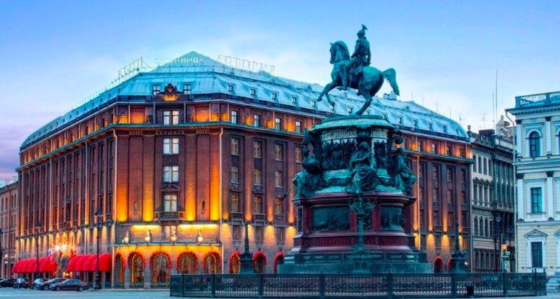 Уик-энд вПетербурге: балет исладости