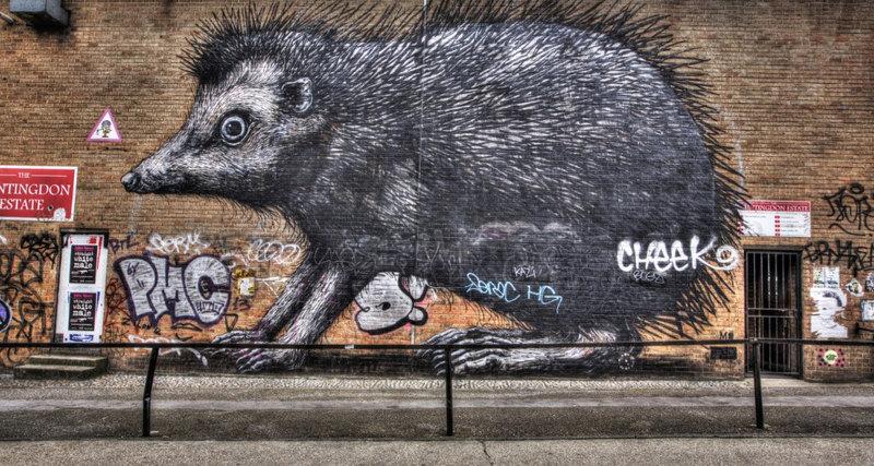 Почему граффити интереснее музеев