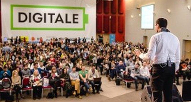 Конференция помаркетингу «Digitale 007», Санкт-Петербург, 01 июня