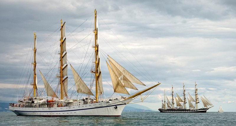 Ежегодная выставка яхт икатеров Sochi Yacht Show