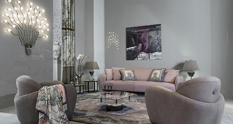 Новая коллекция Versace Home