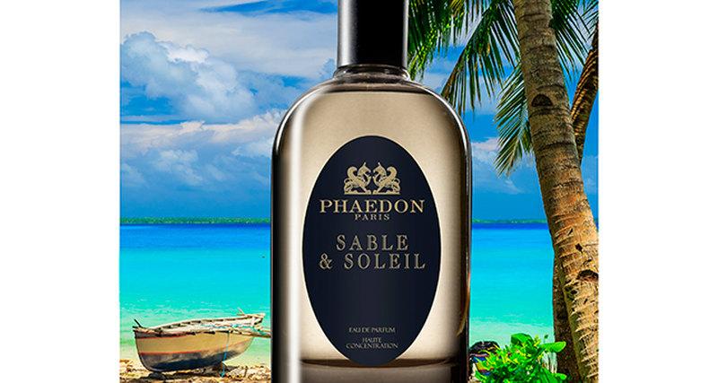 Новинка отPhaedon Paris: Sable & Soleil