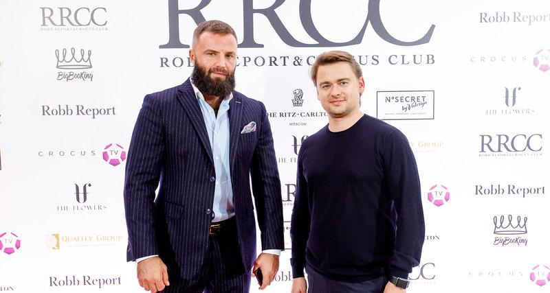 27 сентября состоялось пятая встреча бизнес-клуба RRCC