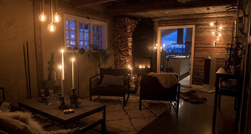 Volvo Cars иTablet Hotels открывают бутик-отель вгорах Швеции