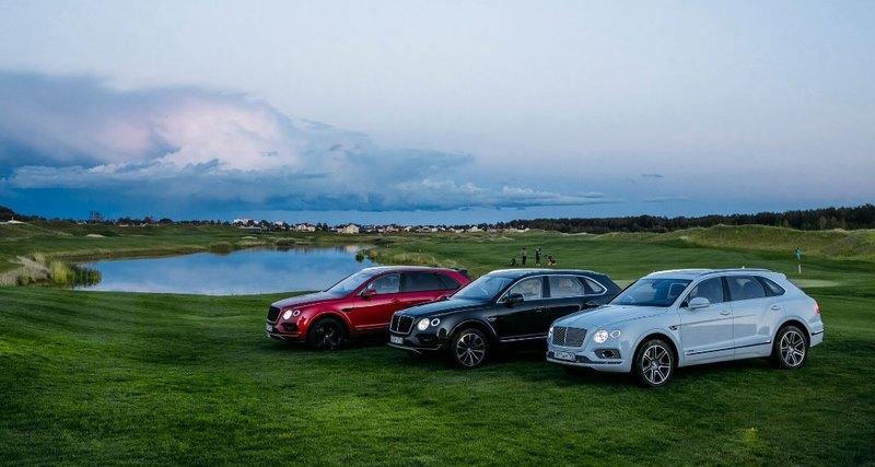 Новый Bentley Сontinental GT уже вРоссии