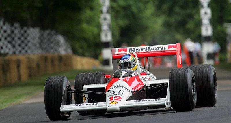 10 самых стильных гоночных автомобилей