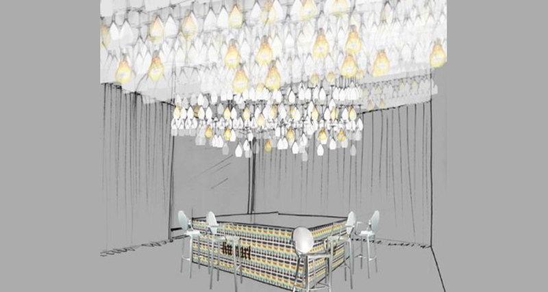 11 декабря Дом Ruinart открывает первый вРоссии pop-up шампань-бар