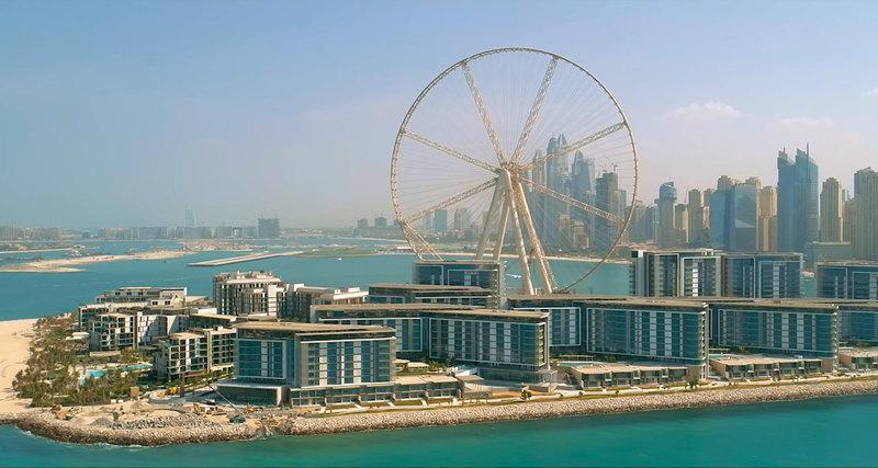 Поселиться нановом острове вДубае