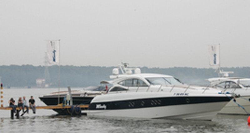 «Robb Report Россия» принял участие в«Буревестник Boat Show»