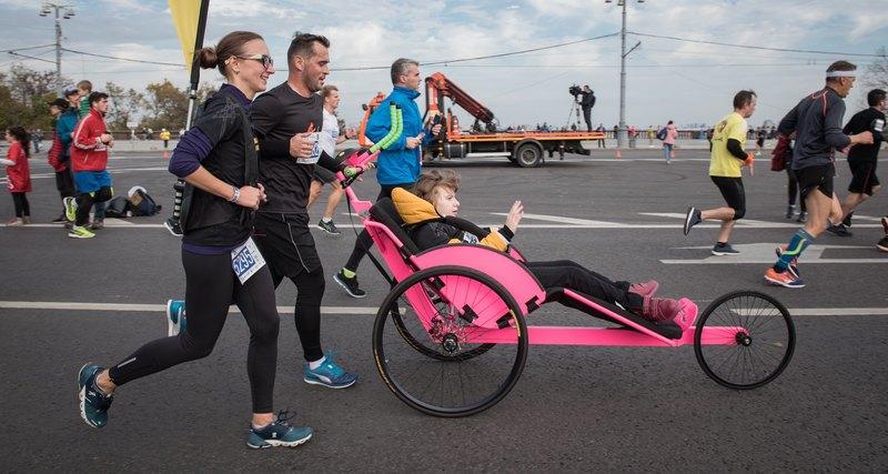 Благотворительный марафон «Неделя Добра»
