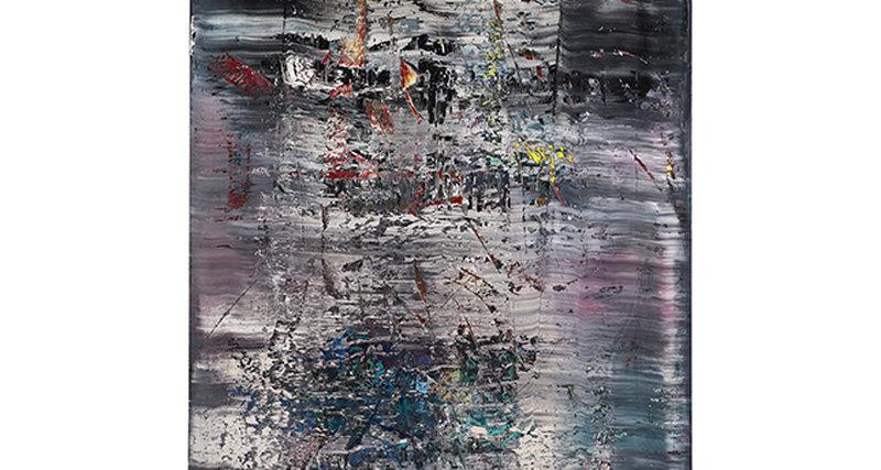 10 февраля «Абстрактная картина» Герхарда Рихтера появится навечерних торгах Сотбис