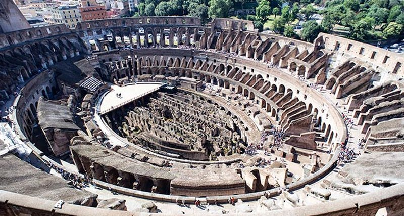 Компания Tod's Group участвует вреставрации Колизея