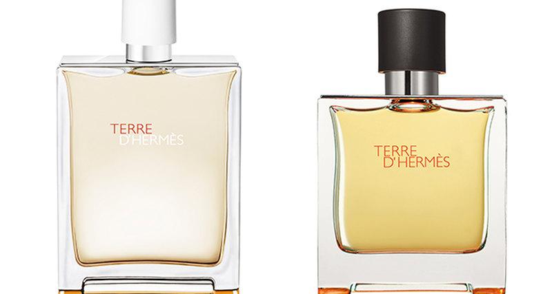 Культовому аромату Terre d'Hermès исполняется 10 лет