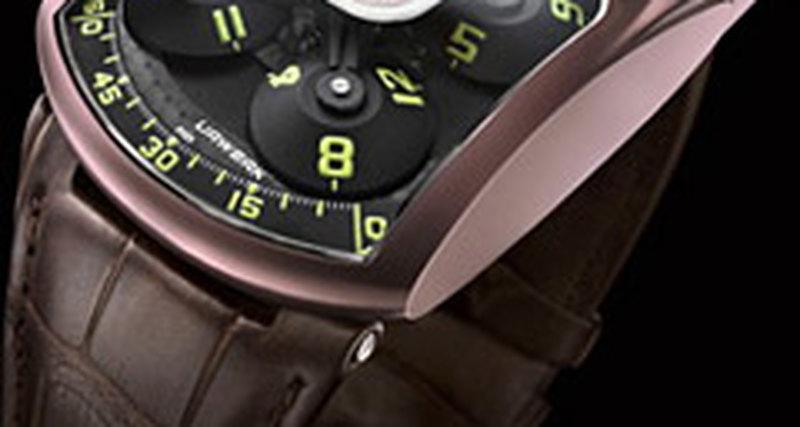 «Нерушимые» часы 103.08 TiAlN отUrwerk