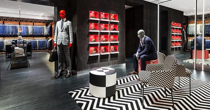 Голландский бренд Suit Supply запускает в России услугу Custom Made