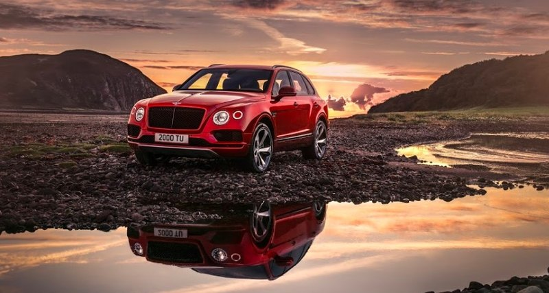 Тест-драйв: Bentley Bentayga V8
