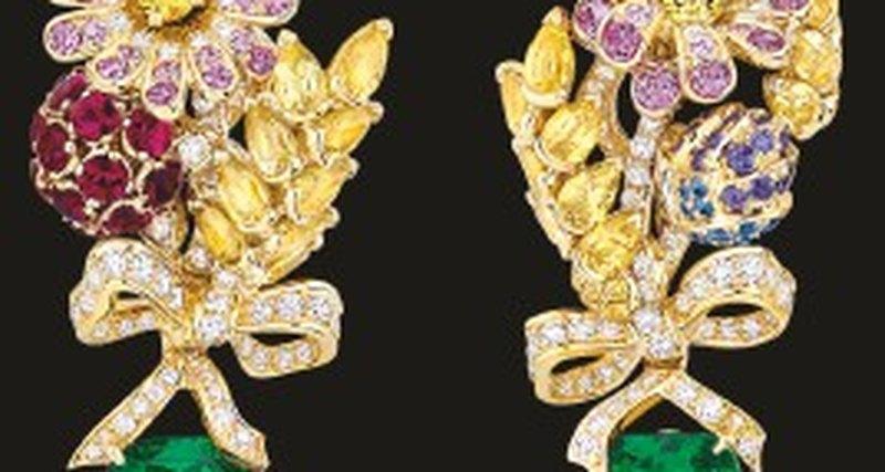 Новинки вколлекциях high jewellery
