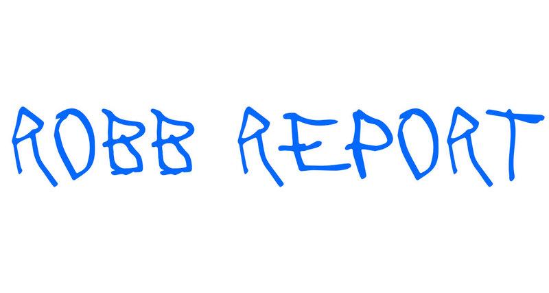 Журнал Robb Report поддерживает благотворительный проект «Доброшрифт»