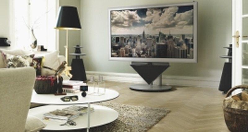 Bang & Olufsen, Телевизор иакустическая система