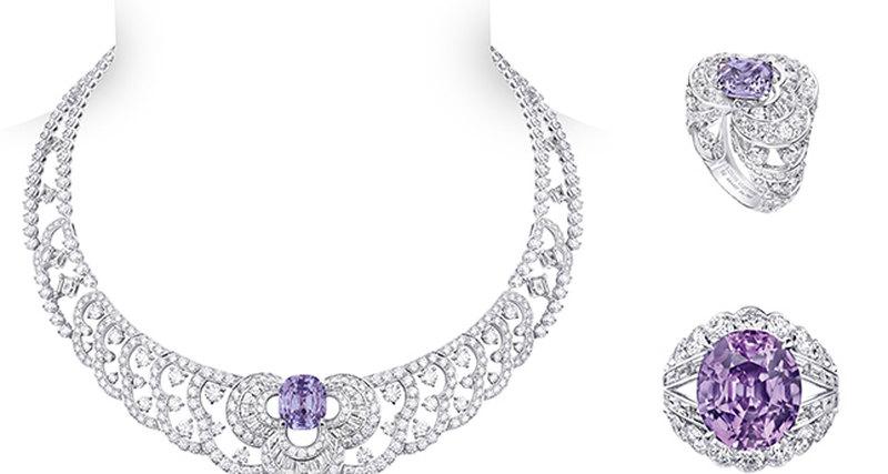 Ювелирная коллекция Louis Vuitton Blossom