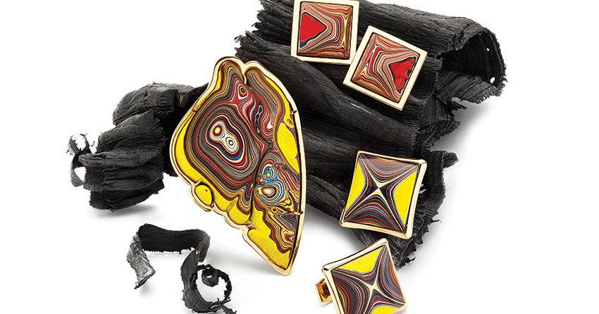 Дизайнер из Флориды создала коллекцию драгоценностей из необычного материала